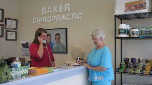 Baker Chiropractic visit