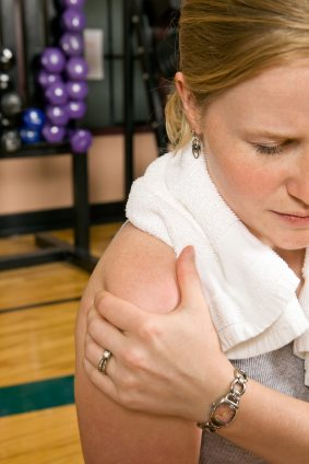 Shoulder Pain Relief at Baker Chiropractic