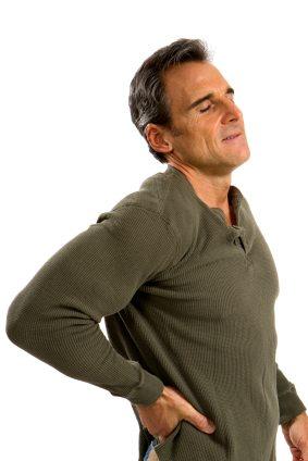 osteoporosis back pain