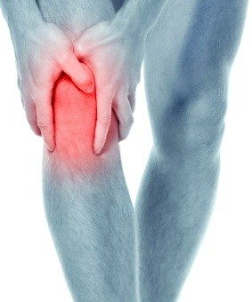 Knee Pain from Reflex Sympathetic Dystrophy