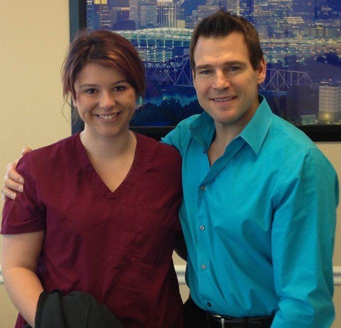 Migraine Patient Brittany Brewer Weaver