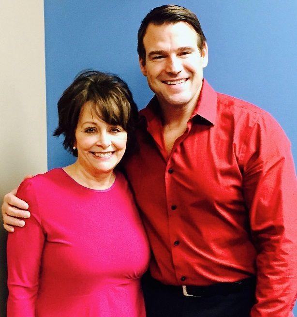 Degenerative Disc patient JoAnn and Dr. Patrick Baker